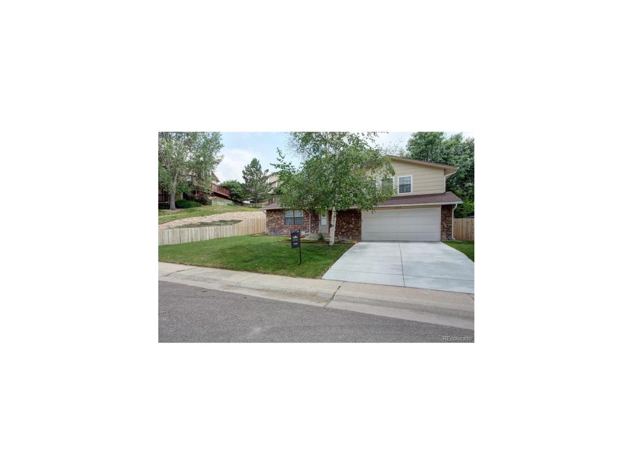 7604 W Ontario Place, Littleton, CO 80128 (MLS #9201506) :: 8z Real Estate
