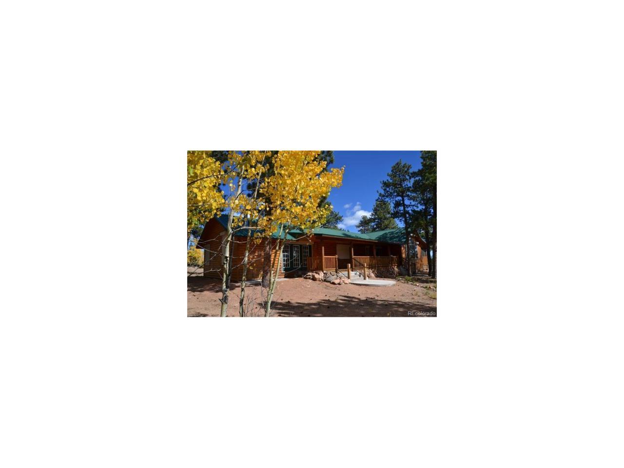 651 Linger Road, Guffey, CO 80820 (MLS #9224298) :: 8z Real Estate