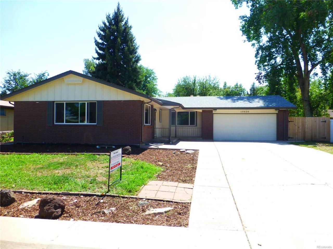 10620 W 62nd Place, Arvada, CO 80004 (MLS #9226702) :: 8z Real Estate