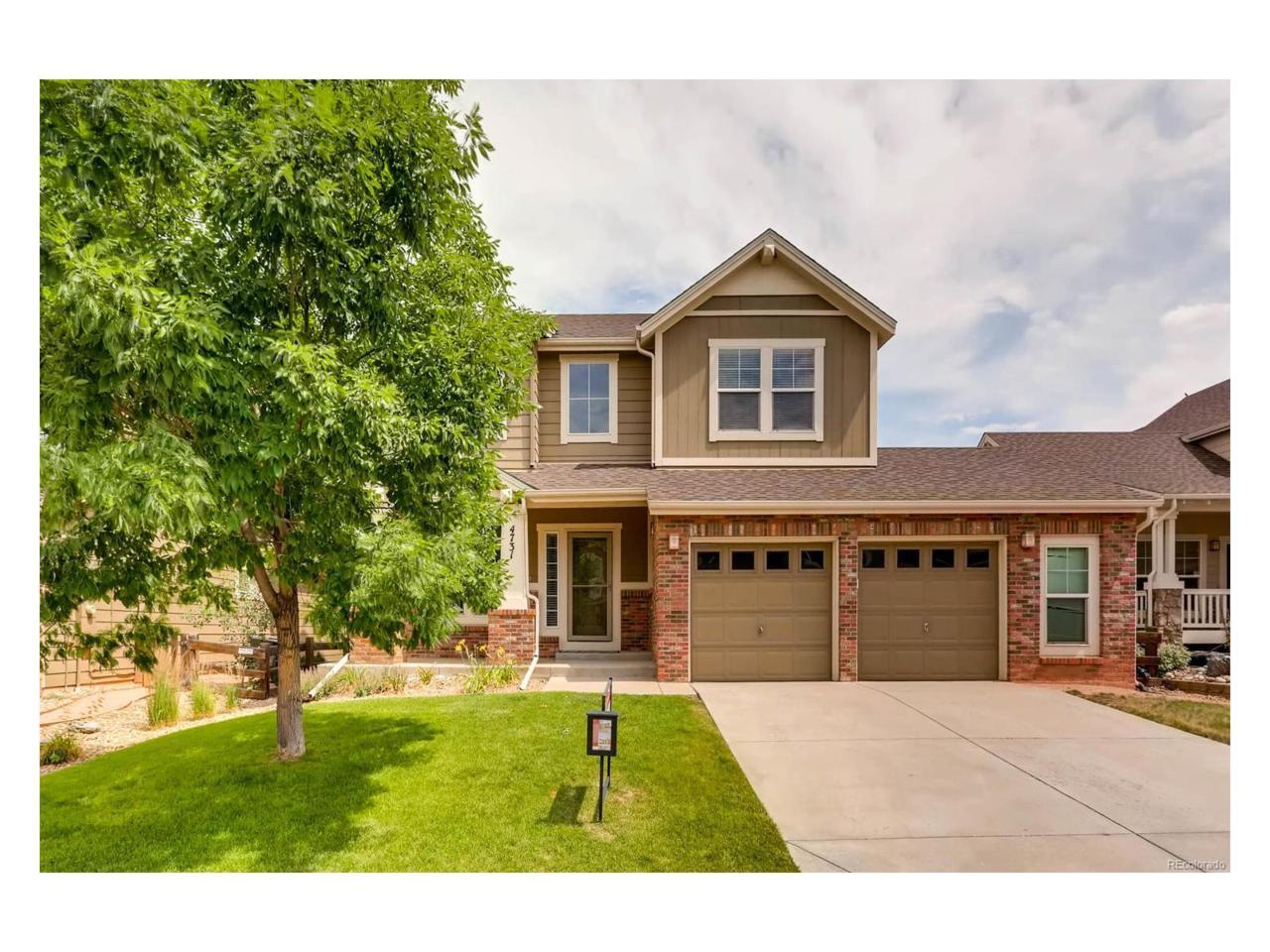 4731 Sunridge Terrace Drive, Castle Rock, CO 80109 (MLS #9240705) :: 8z Real Estate