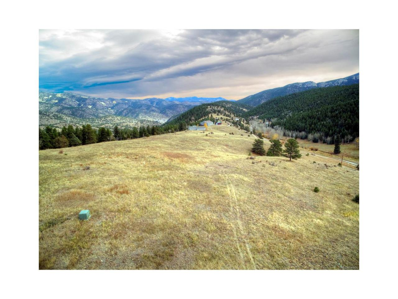 Lot 1 Old Glory Road, Idaho Springs, CO 80452 (MLS #9719184) :: 8z Real Estate