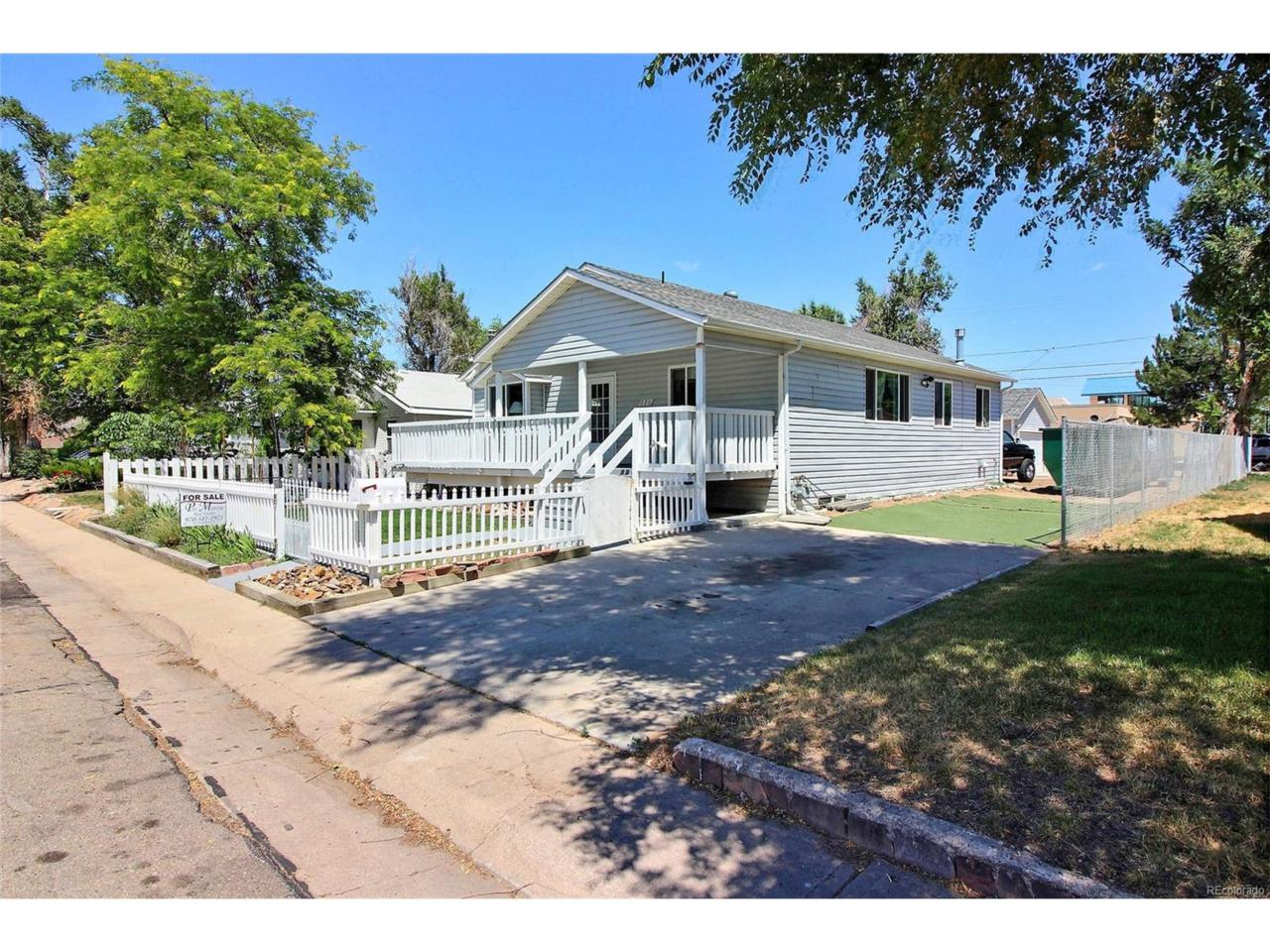 220 Harrison Avenue, Fort Lupton, CO 80621 (MLS #9767588) :: 8z Real Estate