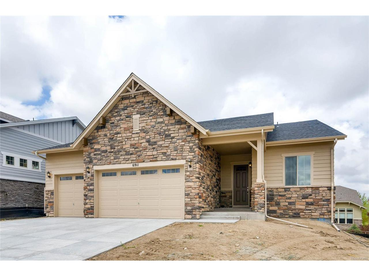 6911 S Robertsdale Court, Aurora, CO 80016 (MLS #9881793) :: 8z Real Estate