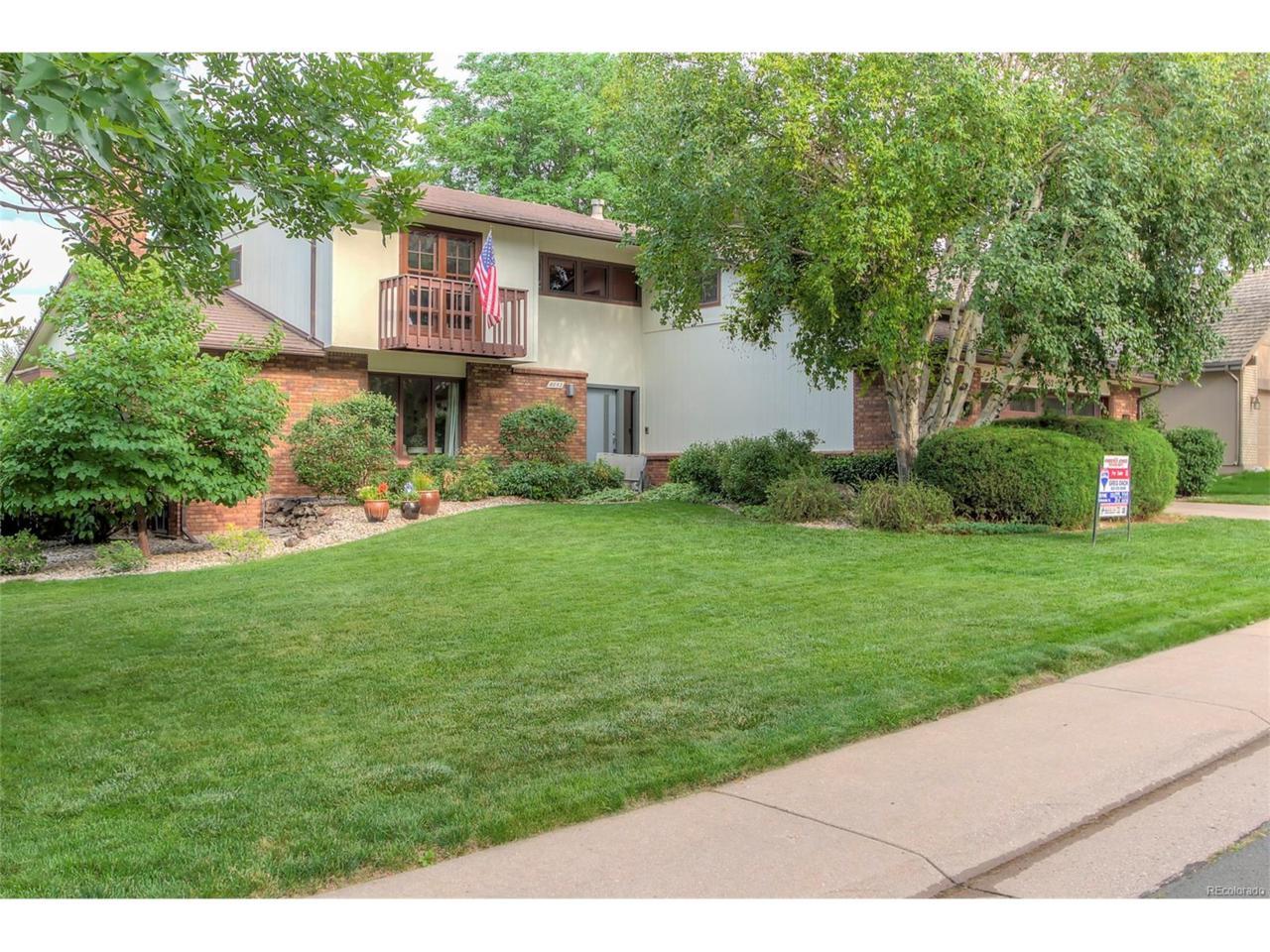 8052 S Vance Street, Littleton, CO 80128 (MLS #1619789) :: 8z Real Estate