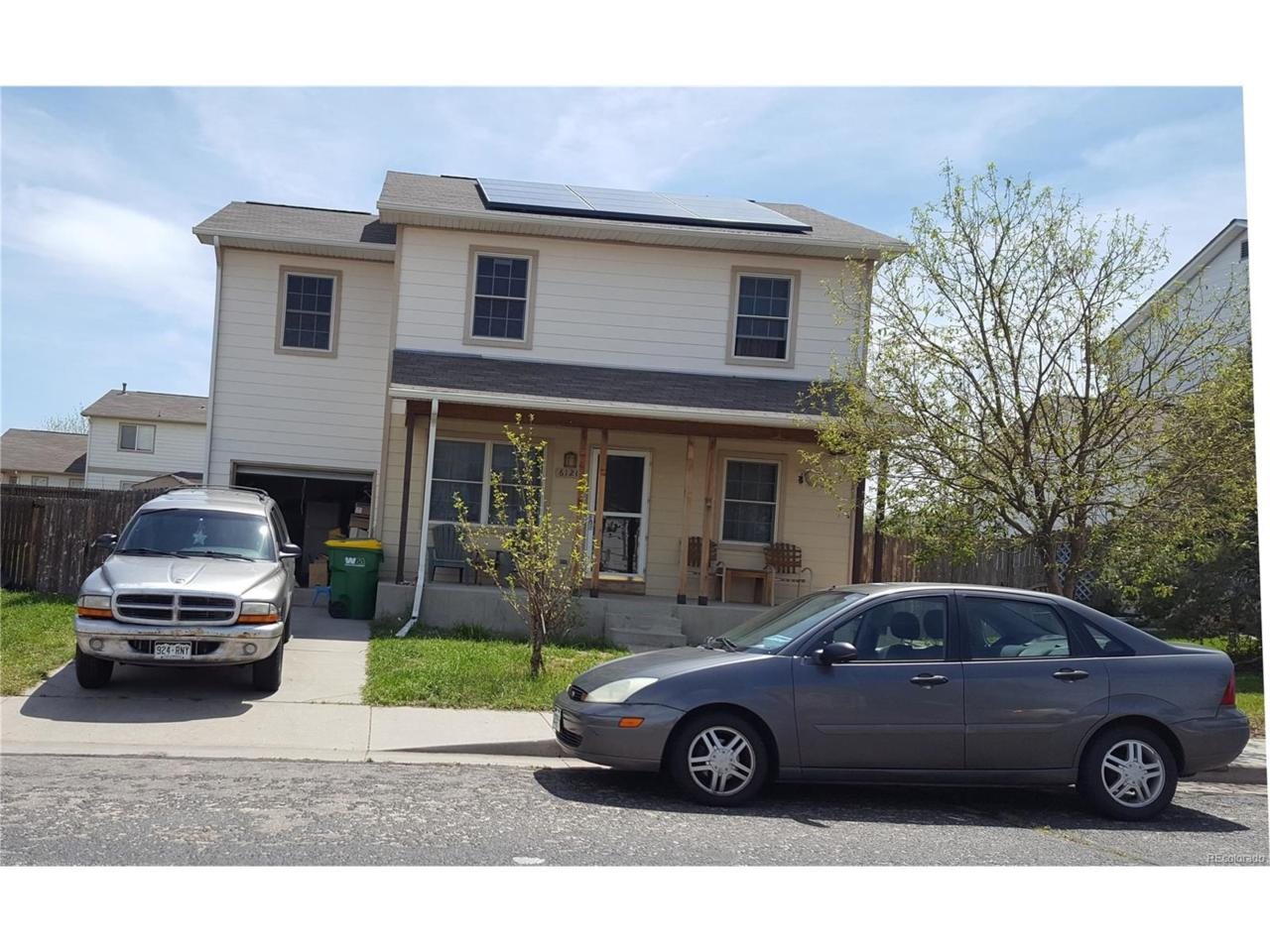 6120 Pontiac Street, Commerce City, CO 80022 (MLS #1876684) :: 8z Real Estate
