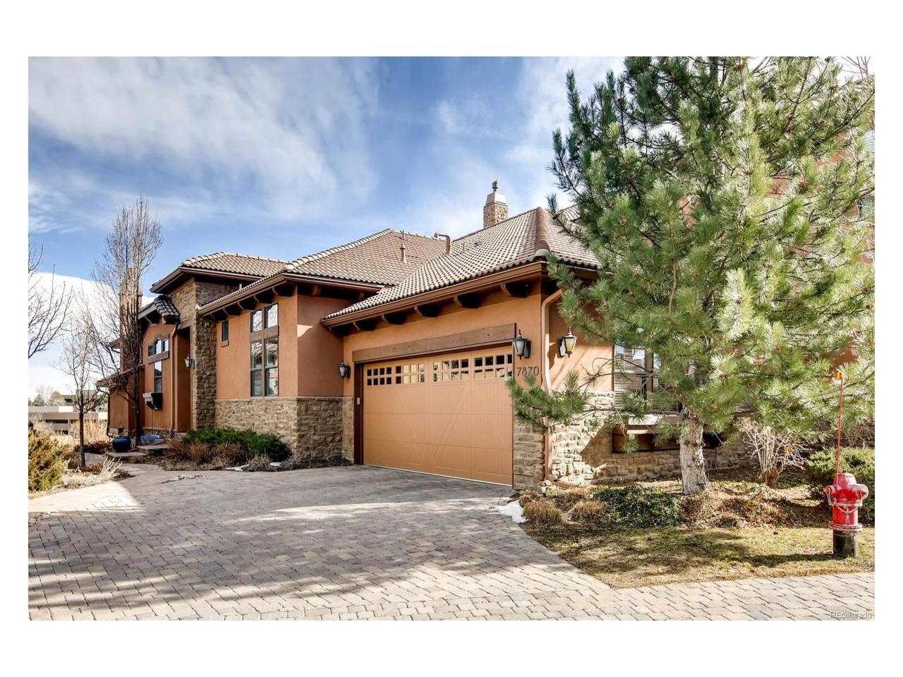 7870 Vallagio Lane, Englewood, CO 80112 (#2646405) :: Thrive Real Estate Group