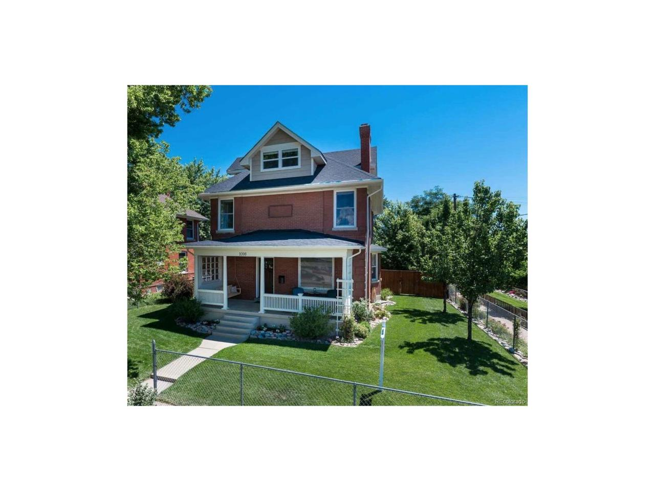 1098 S Pearl Street, Denver, CO 80209 (MLS #3391218) :: 8z Real Estate