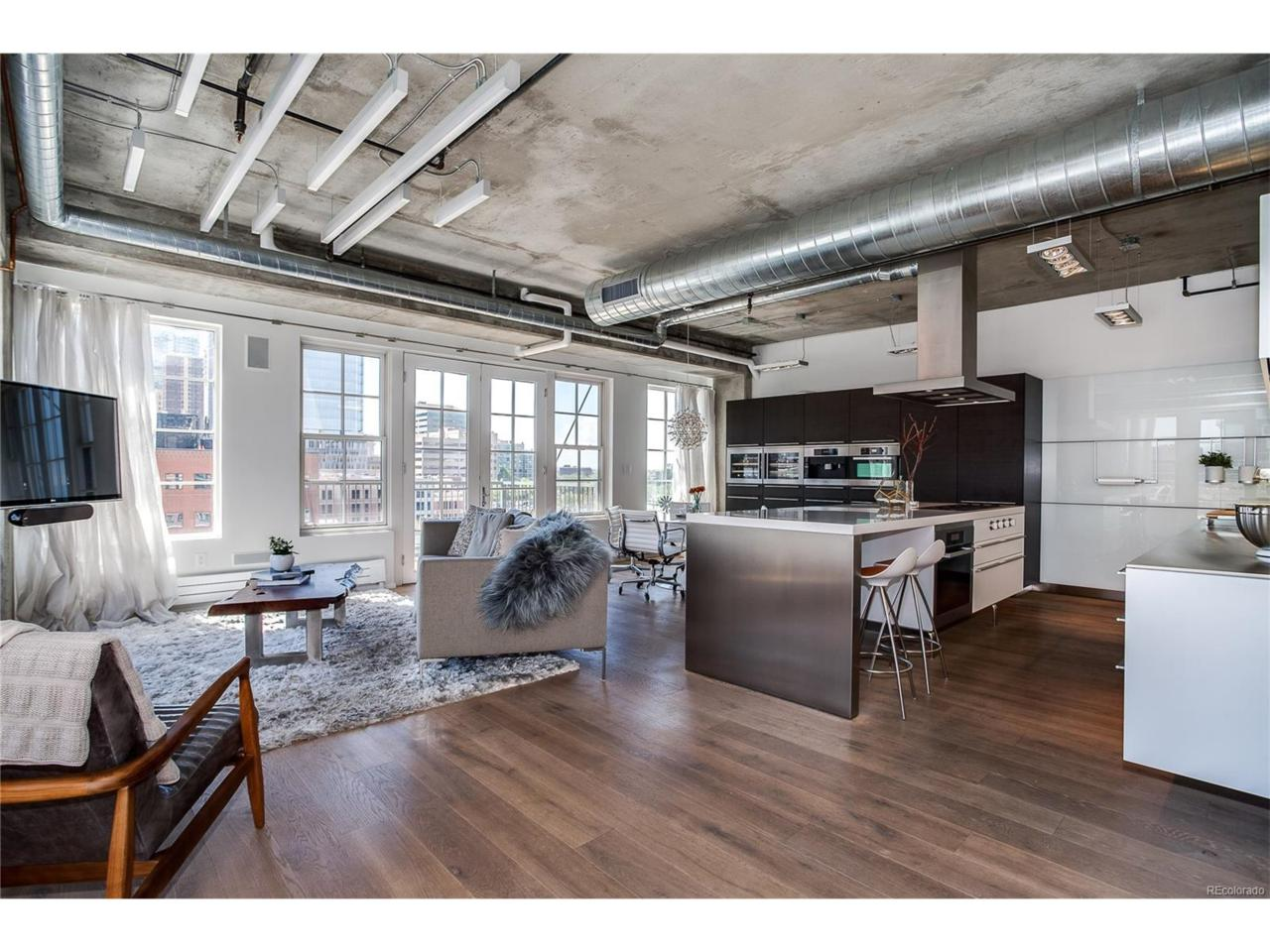 1499 Blake Street 7A, Denver, CO 80202 (MLS #3485695) :: 8z Real Estate