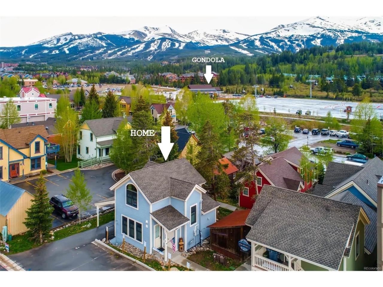 324 N Main Street, Breckenridge, CO 80424 (MLS #4347526) :: 8z Real Estate