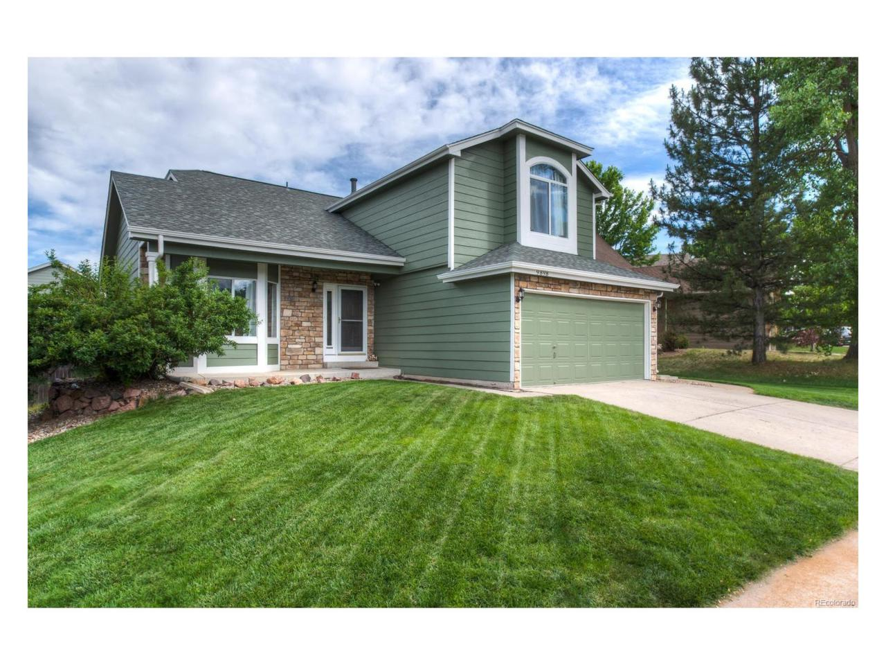9898 Foxhill Circle, Highlands Ranch, CO 80129 (MLS #4485916) :: 8z Real Estate