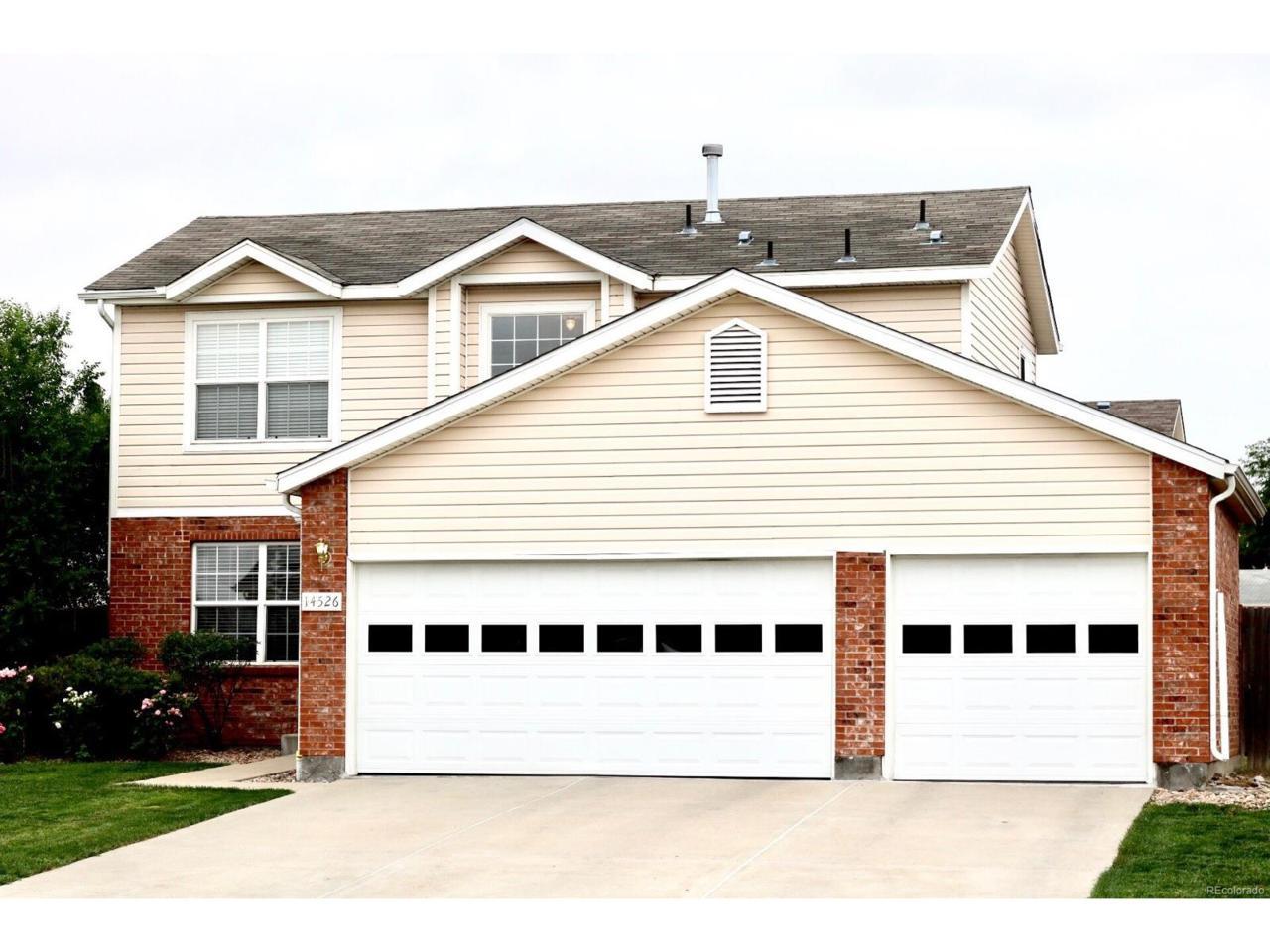 14526 E 26th Place, Aurora, CO 80011 (MLS #5080930) :: 8z Real Estate