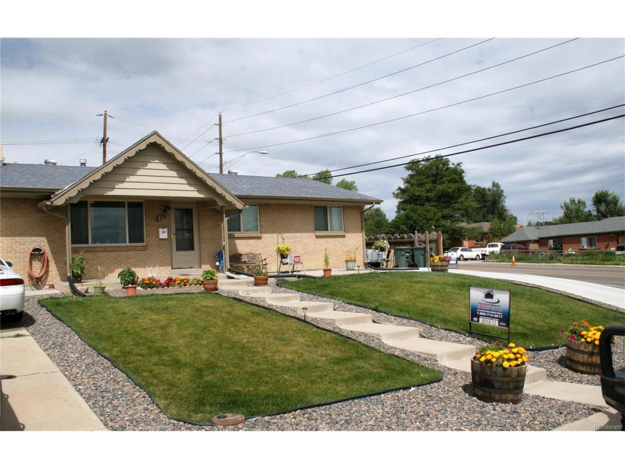 8781 Franklin Street, Denver, CO 80229 (MLS #5211284) :: 8z Real Estate