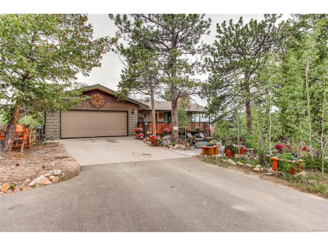 476 Evergreen Road, Black Hawk, CO 80422 (MLS #5310862) :: 8z Real Estate