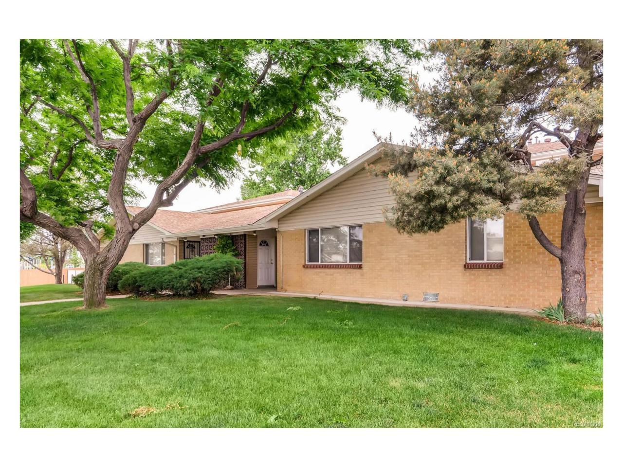 6410 W 44th Place B3, Wheat Ridge, CO 80033 (MLS #5704074) :: 8z Real Estate