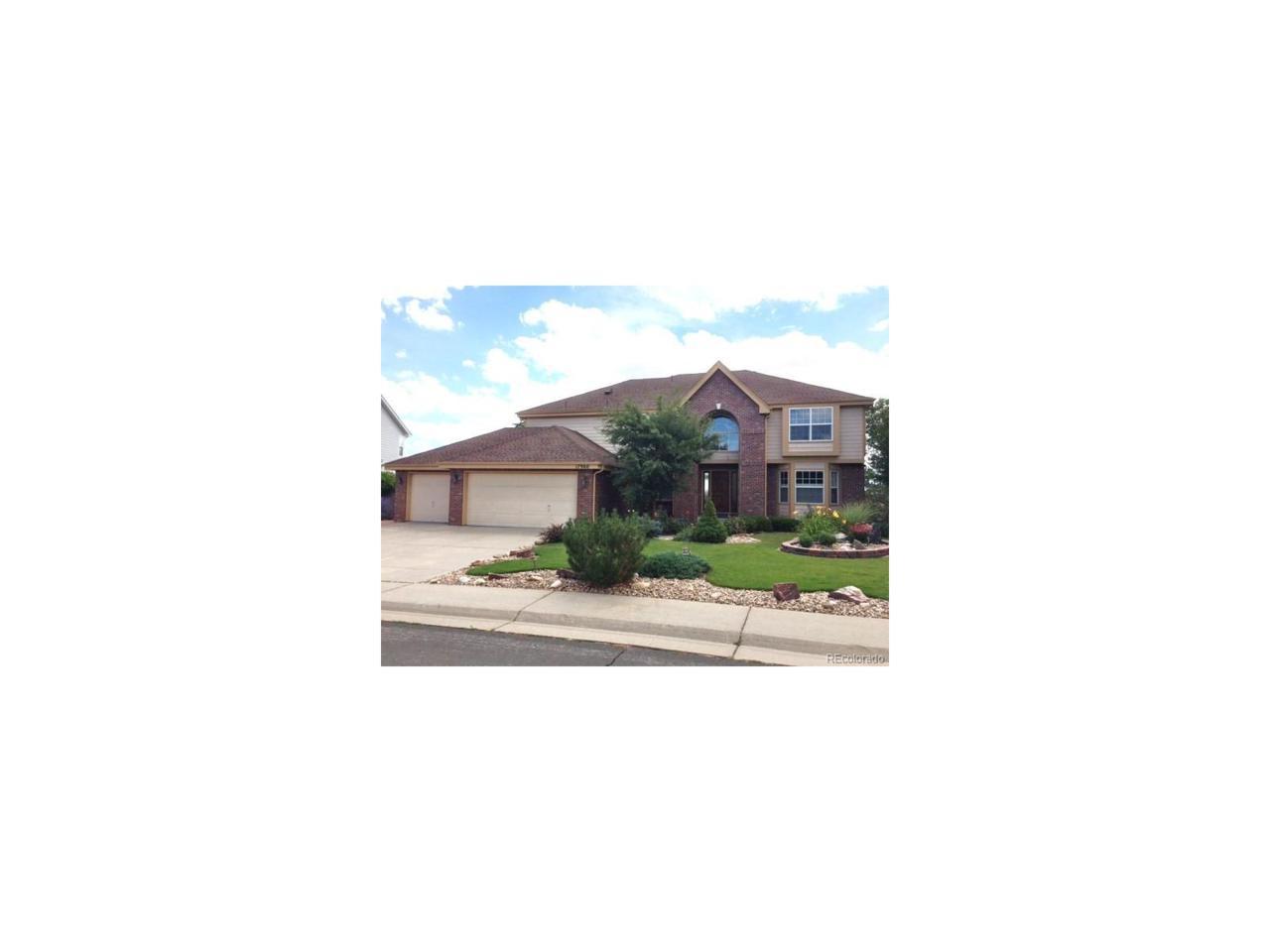 17960 E Dorado Drive, Centennial, CO 80015 (MLS #5716625) :: 8z Real Estate