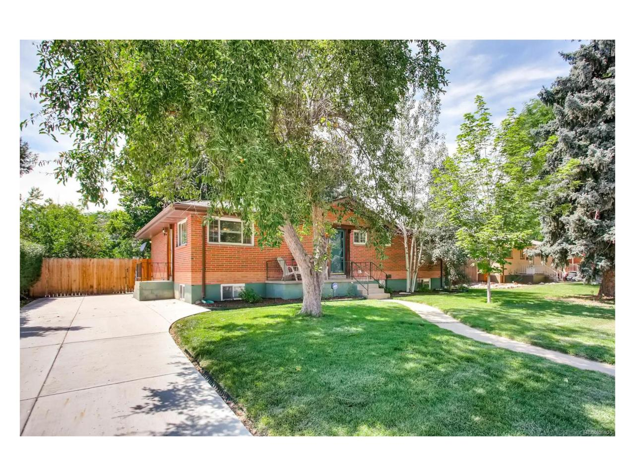 6175 S Valleyview Street, Littleton, CO 80120 (MLS #5809174) :: 8z Real Estate