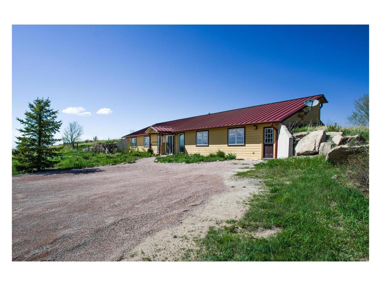 26700 County Road 21, Elbert, CO 80106 (MLS #5883799) :: 8z Real Estate
