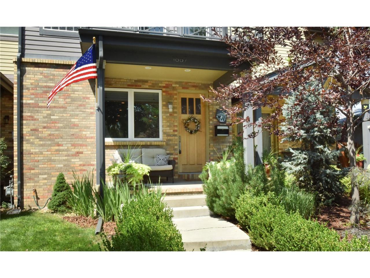 1887 S Sherman Street, Denver, CO 80210 (MLS #6225807) :: 8z Real Estate