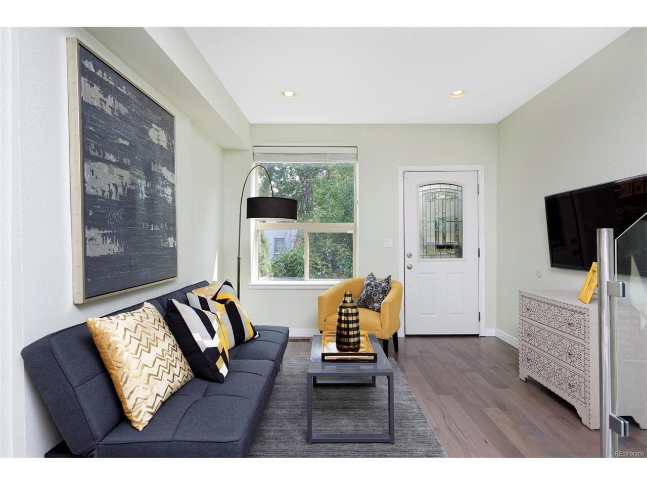41 S Sherman Street, Denver, CO 80209 (MLS #6867280) :: 8z Real Estate