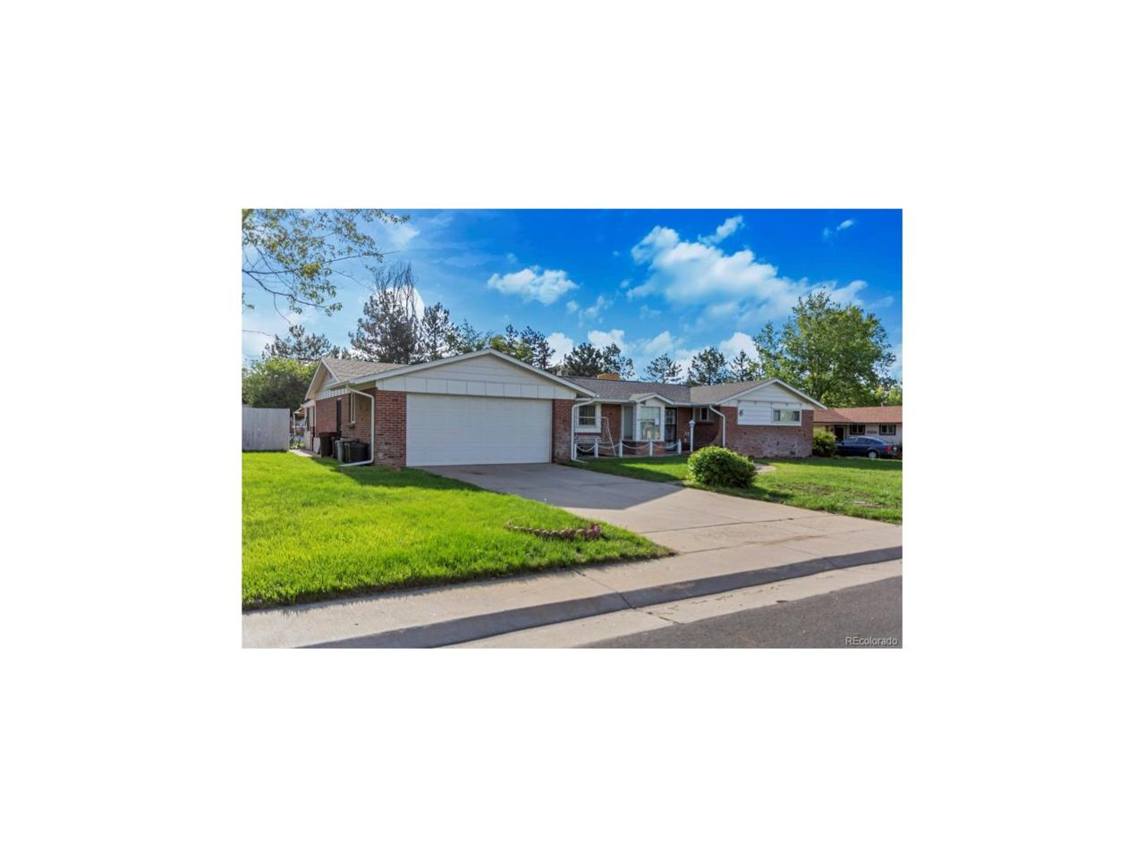 3605 Allison Court, Wheat Ridge, CO 80033 (MLS #7971045) :: 8z Real Estate