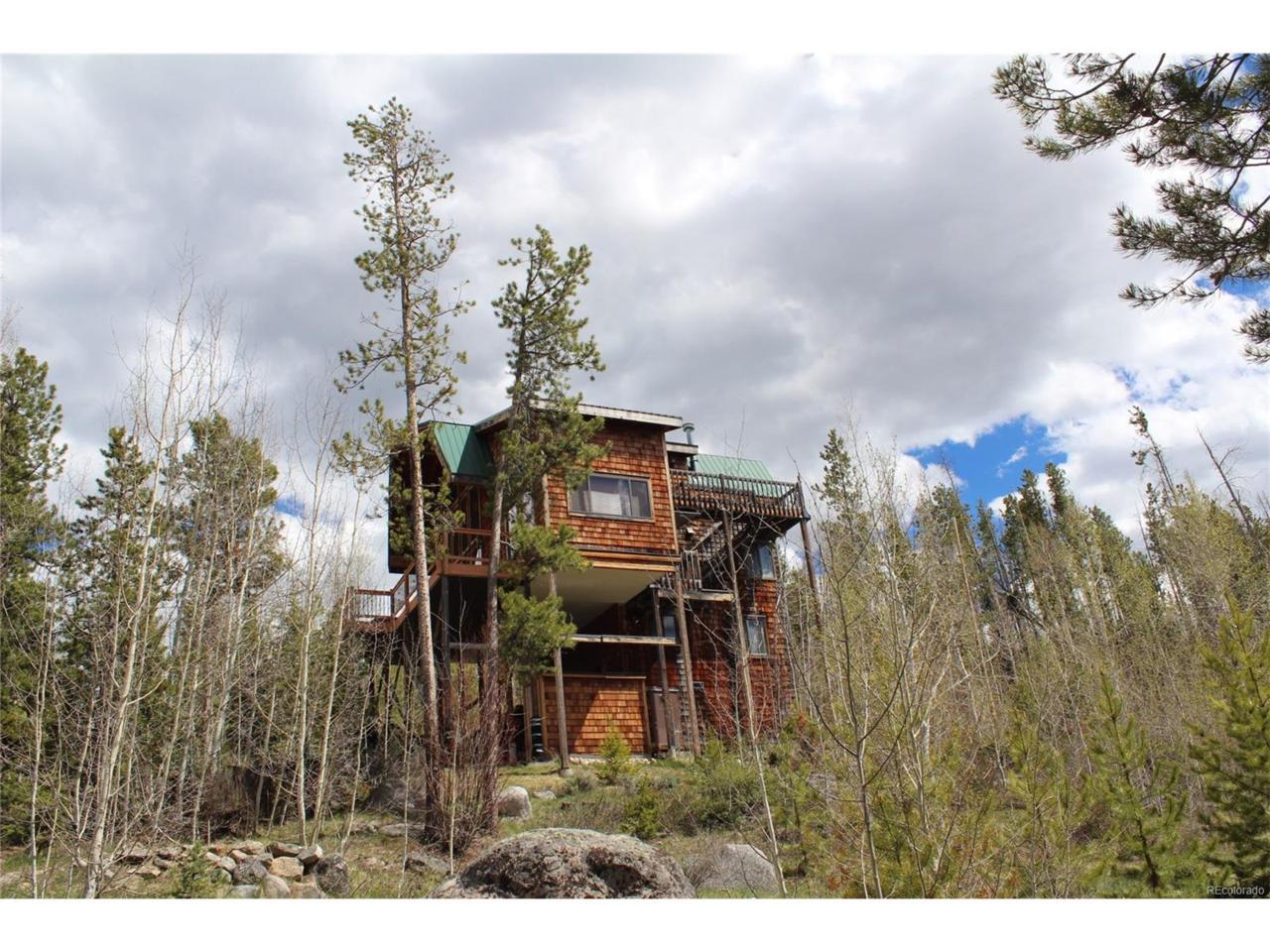 19 County Road 6341, Granby, CO 80446 (MLS #8102128) :: 8z Real Estate