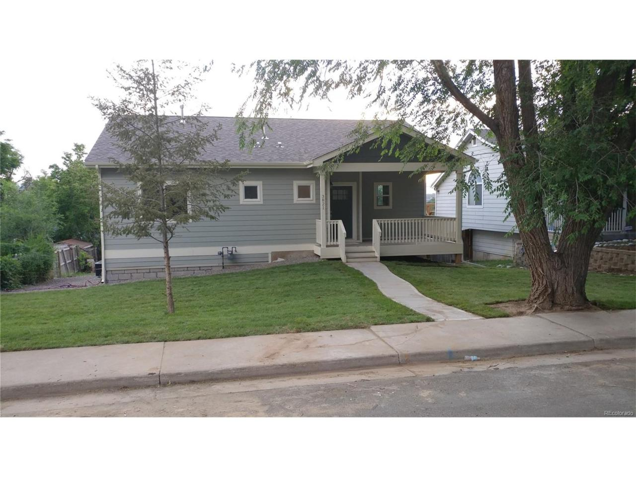 3821 S Delaware Street, Englewood, CO 80110 (MLS #8343541) :: 8z Real Estate