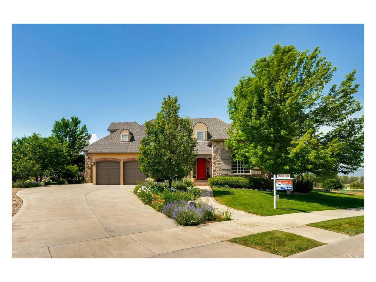 2484 Walters Drive, Erie, CO 80516 (MLS #8453124) :: 8z Real Estate