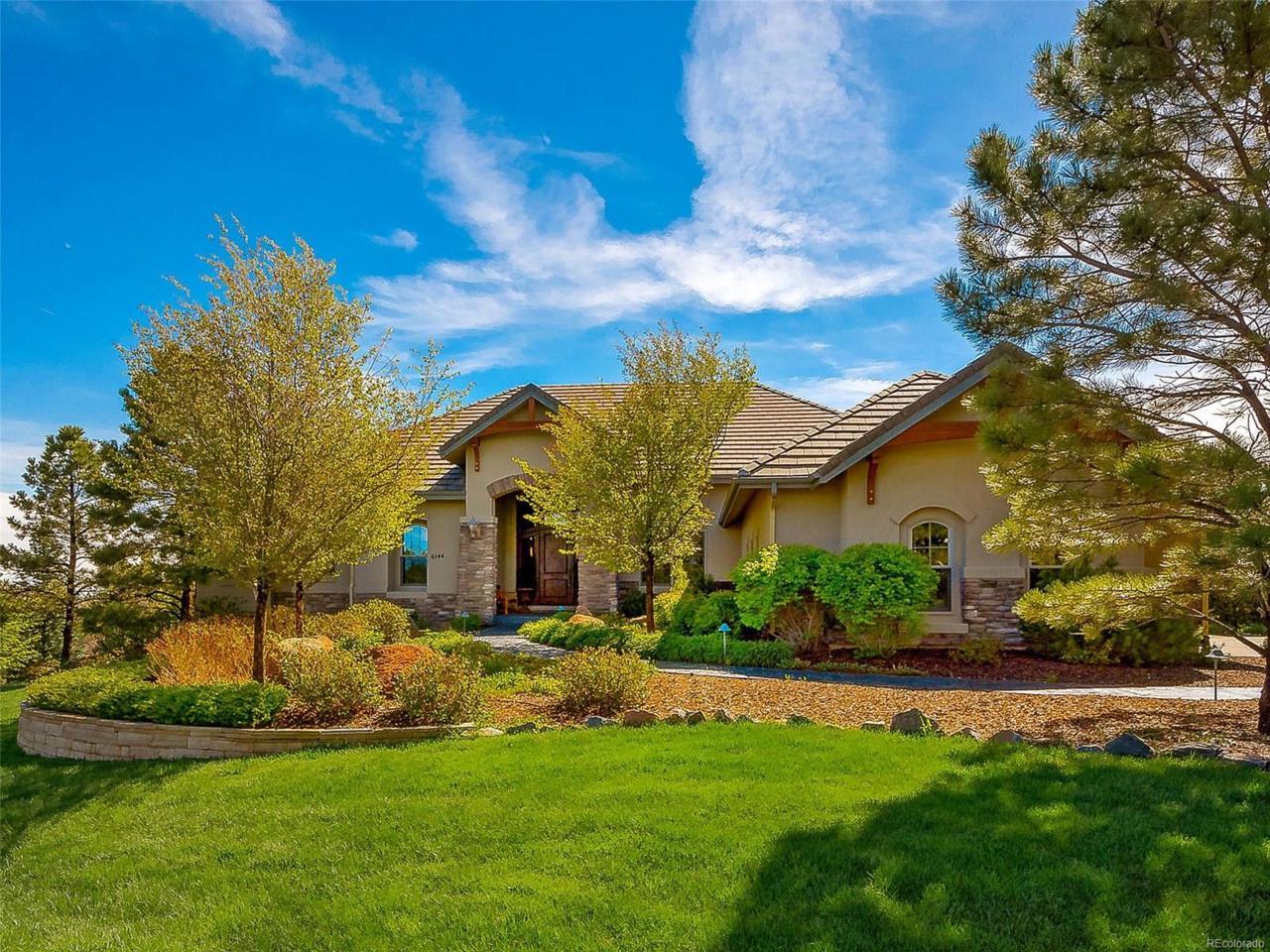 6144 Windom Peak Way, Castle Rock, CO 80108 (MLS #2039552) :: 8z Real Estate