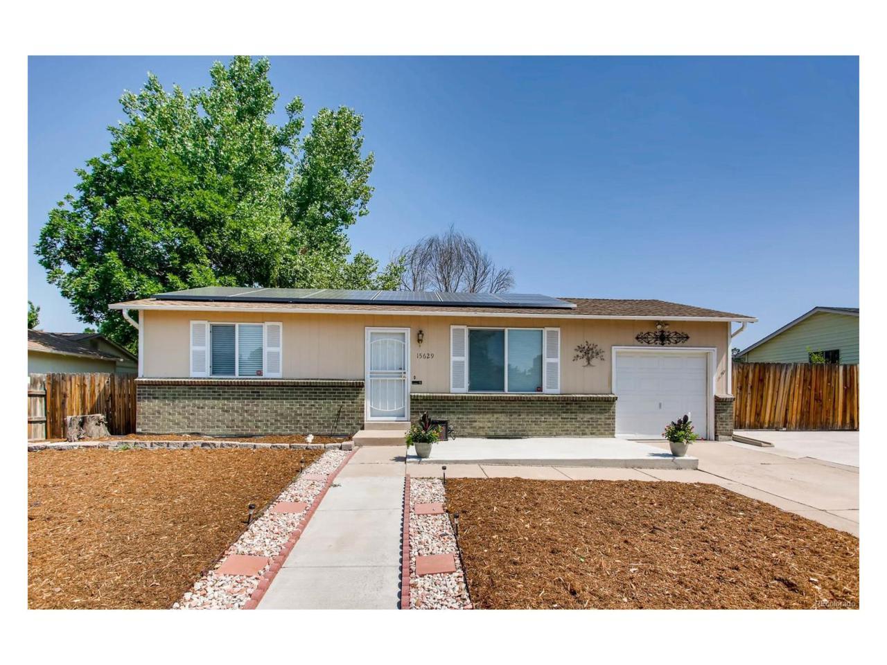 15629 E Hamilton Place, Aurora, CO 80013 (MLS #4763779) :: 8z Real Estate