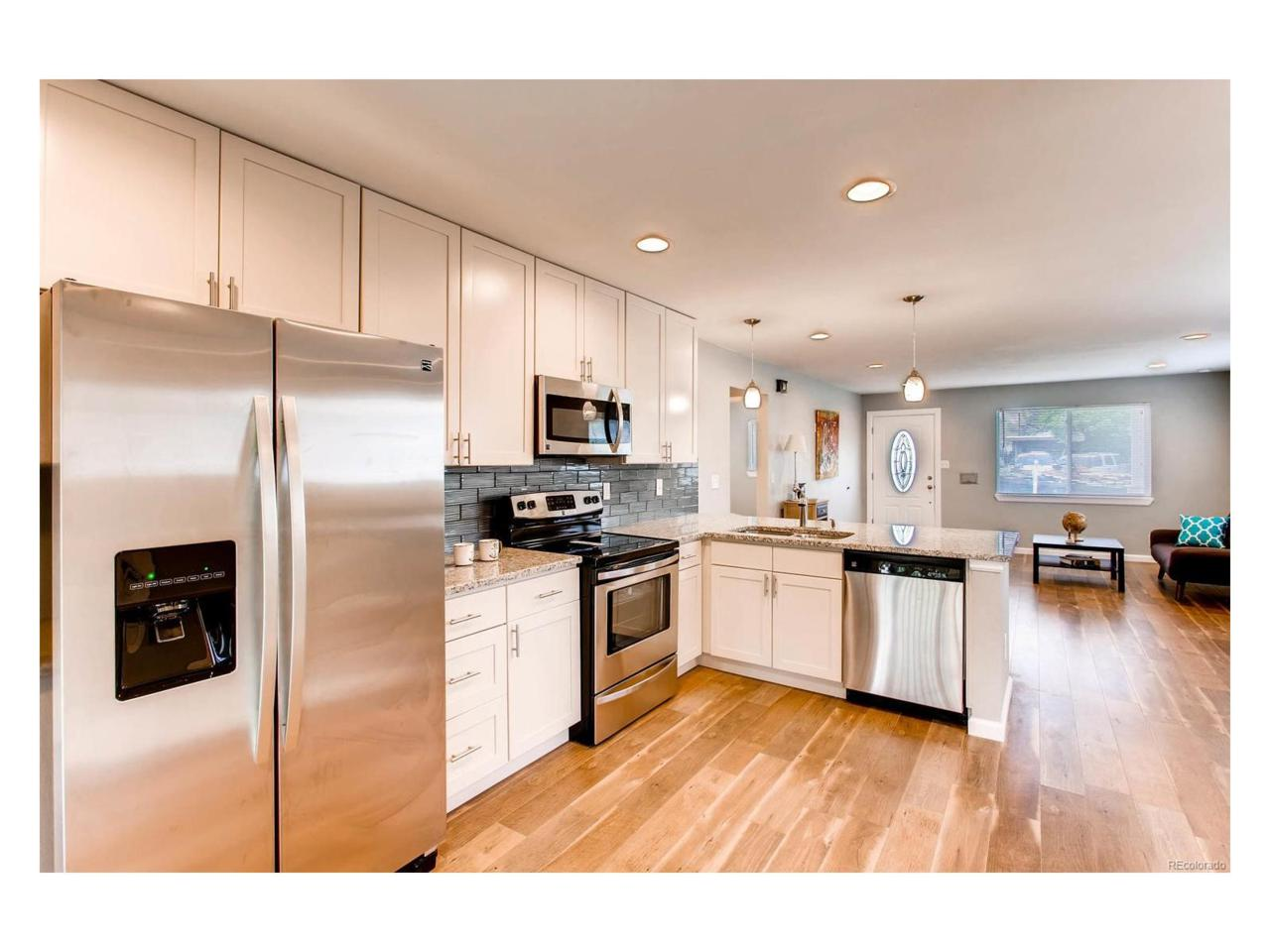 1809 W 47th Avenue, Denver, CO 80211 (MLS #8300018) :: 8z Real Estate