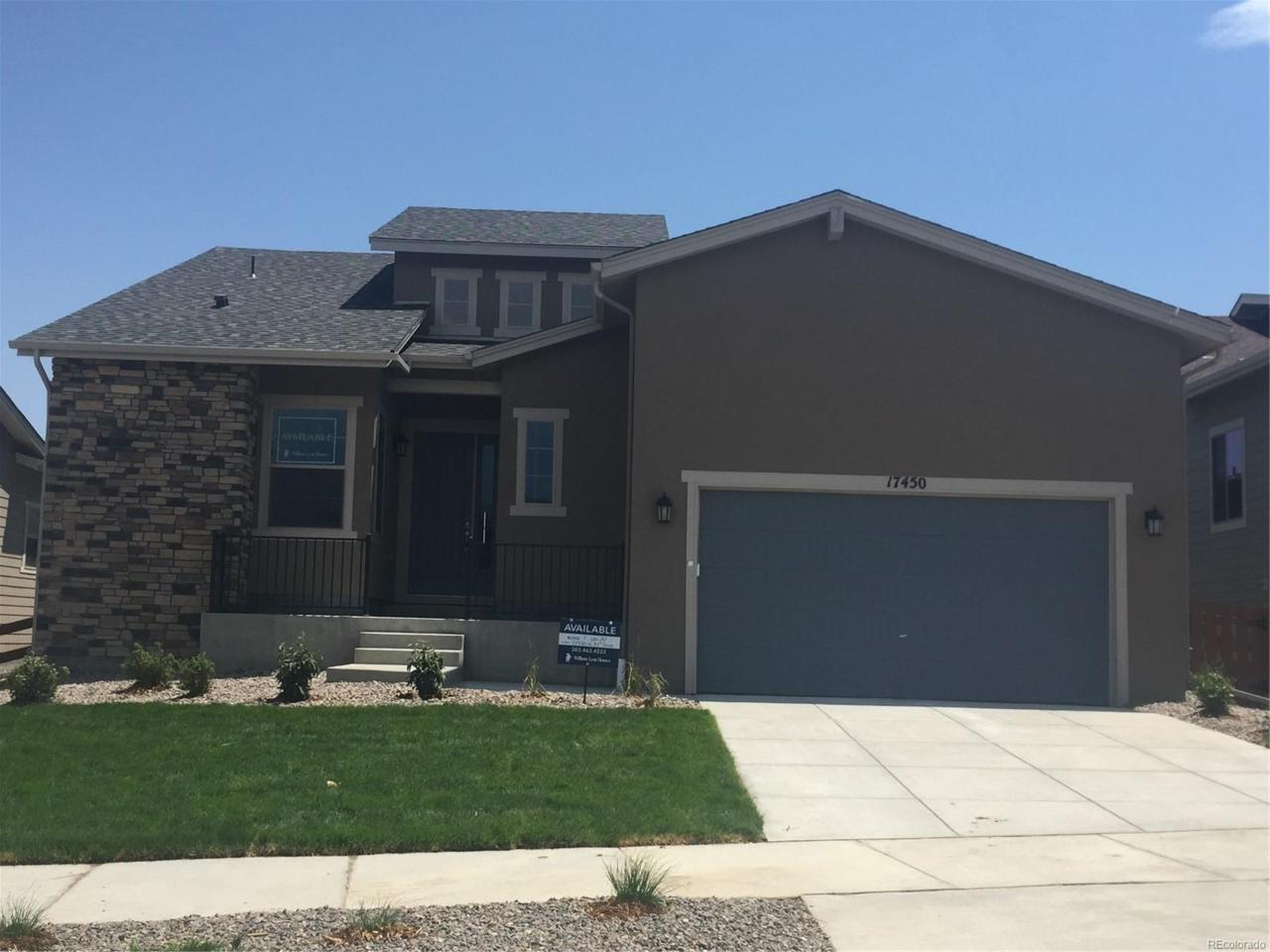 17450 W 94th Drive, Arvada, CO 80007 (MLS #8799222) :: 8z Real Estate