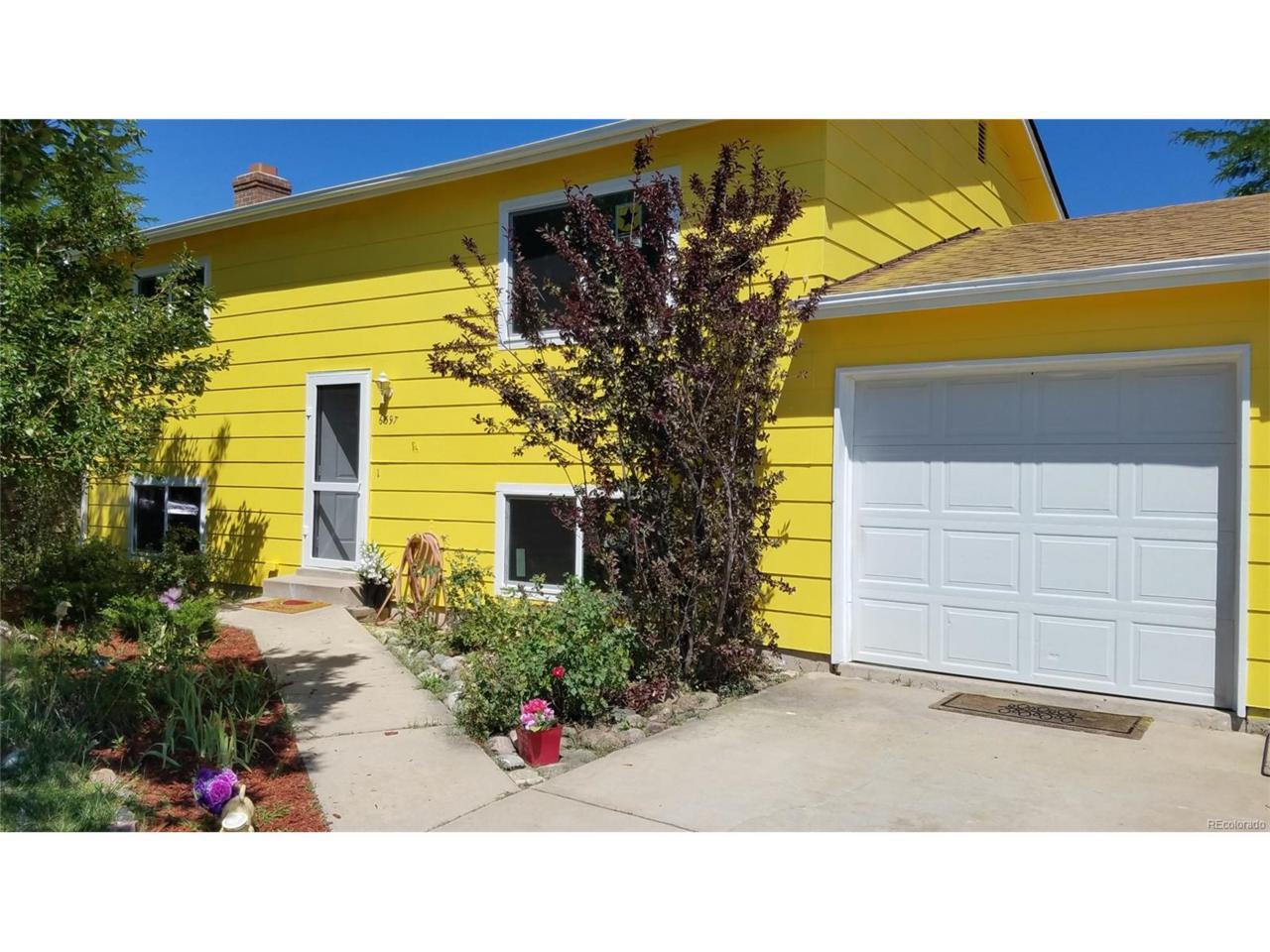 6597 Alcorn Avenue, Parker, CO 80138 (MLS #8929757) :: 8z Real Estate