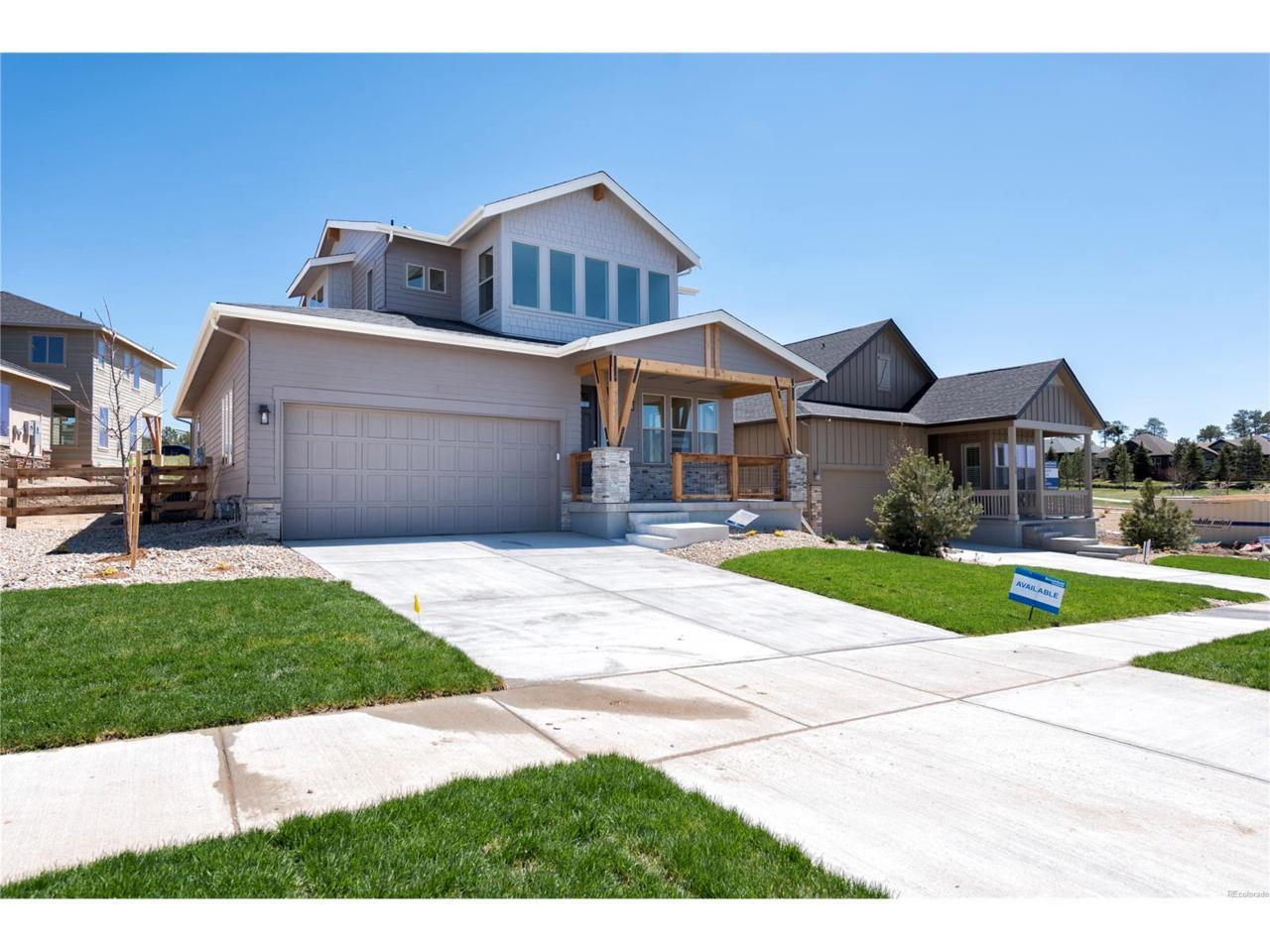 7014 S Buchanan Court, Aurora, CO 80016 (MLS #9002775) :: 8z Real Estate