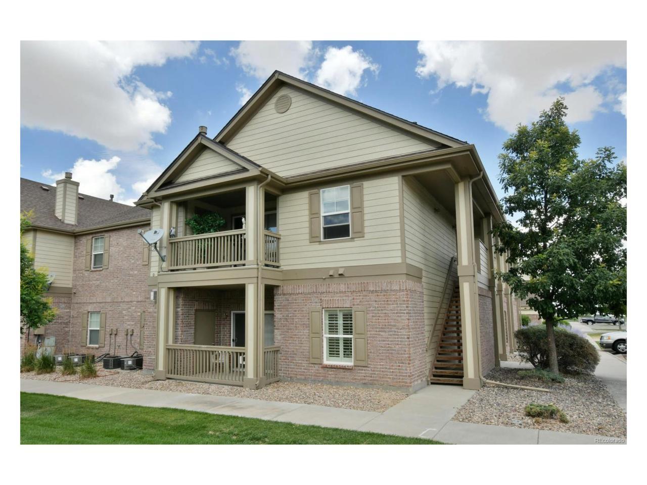 23336 E 5th Place #104, Aurora, CO 80018 (MLS #9936885) :: 8z Real Estate