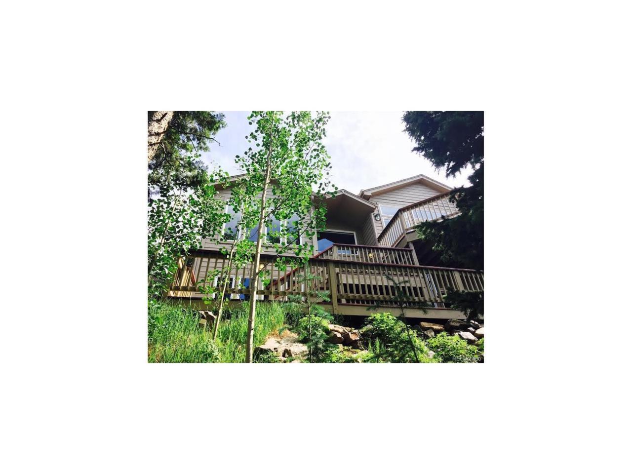 1944 Sinton Road, Evergreen, CO 80439 (MLS #6962724) :: 8z Real Estate