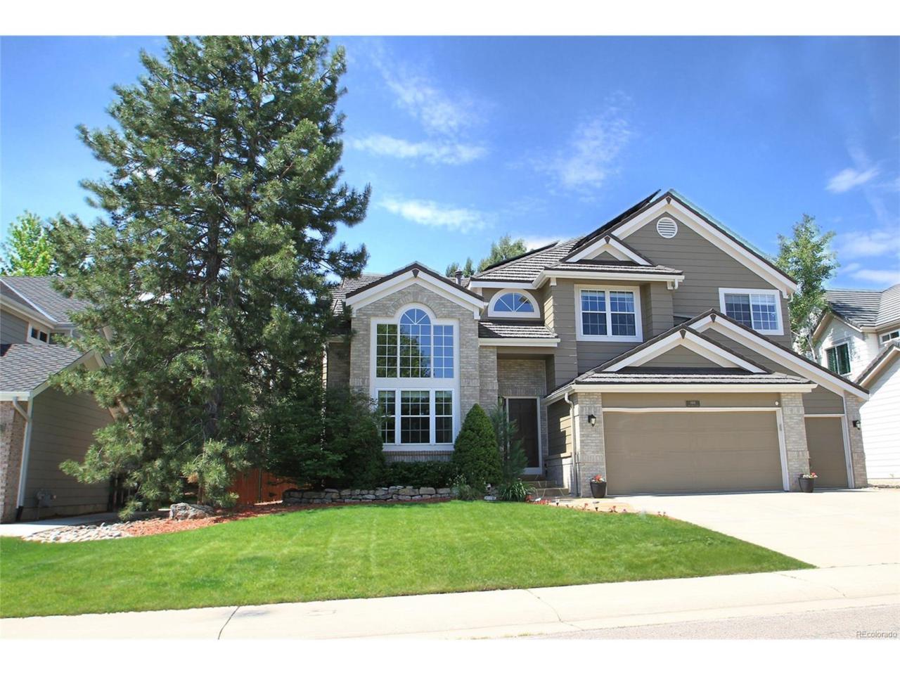 8164 Lone Maple Lane, Lone Tree, CO 80124 (MLS #9710268) :: 8z Real Estate