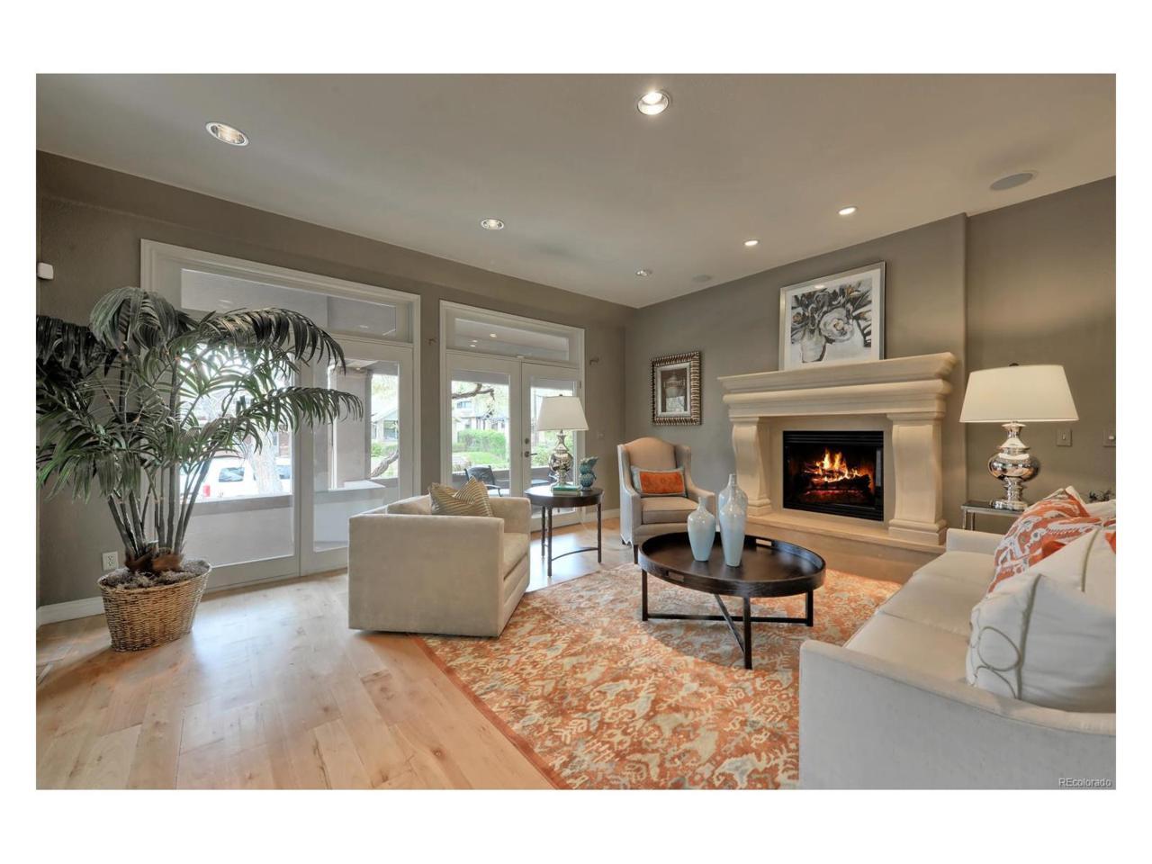 960 S High Street, Denver, CO 80209 (MLS #2290463) :: 8z Real Estate