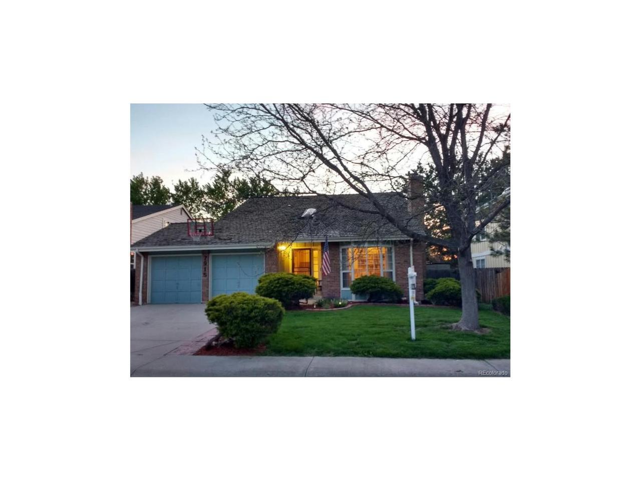 7915 S Bemis Street, Littleton, CO 80120 (MLS #5234853) :: 8z Real Estate