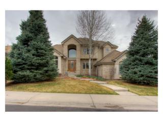 9506 E Hidden Hill Lane, Lone Tree, CO 80124 (#1596359) :: The Peak Properties Group
