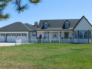 33250 County Road 21, Elizabeth, CO 80107 (MLS #1650720) :: 8z Real Estate