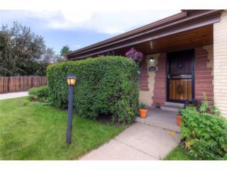 5800 E 13th Avenue, Denver, CO 80220 (#1654483) :: The Peak Properties Group