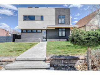 1918 S Sherman Street, Denver, CO 80210 (#1656854) :: Thrive Real Estate Group