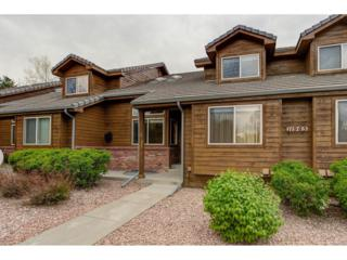11965 W 66th Place C, Arvada, CO 80004 (#1753783) :: The Peak Properties Group