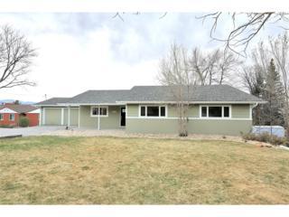 10405 W 32nd Avenue, Wheat Ridge, CO 80033 (#1759625) :: The Peak Properties Group