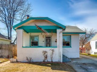 1445 S Logan Street, Denver, CO 80210 (#1778380) :: Thrive Real Estate Group