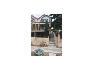 612 S Ogden Street, Denver, CO 80209 (#1848670) :: Thrive Real Estate Group
