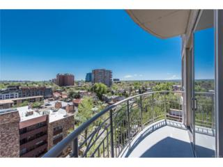 400 E 3rd Avenue #902, Denver, CO 80203 (MLS #1871347) :: 8z Real Estate