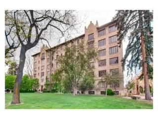 99 S Downing Street #405, Denver, CO 80209 (#1948370) :: Thrive Real Estate Group