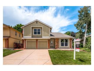 8257 S Syracuse Court, Centennial, CO 80112 (#1957121) :: The Peak Properties Group