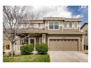 4200 Beautiful Circle, Castle Rock, CO 80109 (MLS #2010858) :: 8z Real Estate